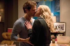Katherine Heigl and Steven Pasquale in Doubt (2017)