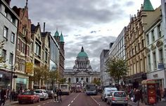 blogdetravel: St. Patrick Day, la Belfast