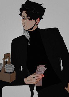 Manga Anime, Film Manga, Fanarts Anime, Anime Characters, Anime Art, Haikyuu Ships, Haikyuu Fanart, Haikyuu Anime, Hot Anime Boy