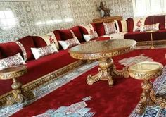 moroccan living room salons marocains on pinterest salon marocain moroccan style and. Black Bedroom Furniture Sets. Home Design Ideas