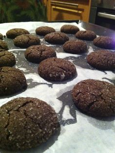 Chocolate and peanut butter #cookies.