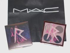 MAC Rihanna RiRi Fall Collection Smoked Cocoa Eye Shadow X 4  NEW NIP SOLD OUT #mac