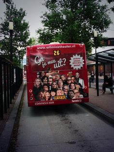 Bus Advertising Bus Advertising, Advertising Campaign, Group Of Companies, Facebook Likes, Guerrilla, Diy Hacks, Email Marketing, Train, Buses