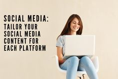 Do you know that each social media platform has a different personality? Learn what content works on each platform!