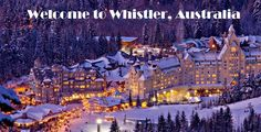 """Australia to """"strongly consider"""" returning Whistler to Canada #Canada #Australia #Skiing #Whistler #Aussie #Vancouver #BC #Trudeau"""