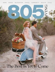 elizabeth messina new cover of 805 living...xoxo http://www.kissthegroom.com/2013/01/805-living-cover-2/