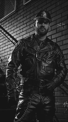 Leather & Poppers