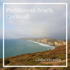 Travel Places: Find paradise in Porthtowan, Cornwall in the UK. The perfect break from London to get close to the beach and outdoors!