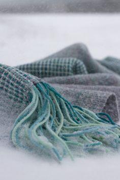 pepperknit   woven scarf
