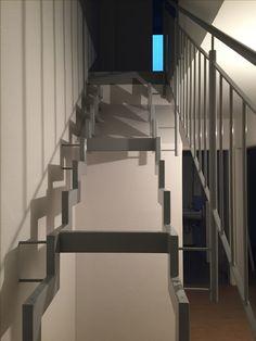 #ACProjekt14 Schöne, ruhig gelegene Maisonette Wohnung zu vermieten. Von der großen Diele aus gelangt man über eine Stahltreppe mit Holzbelägen ins 1.Obergeschoss.  Weiteres auf Anfrage.  #Wohnungsbau #Wohnen #Städteregion #Aachen #Würselen #Architektur #Innenausbau #Construction #Baustelle #ACArchitektur #Maisonette #Maisonettewohnung