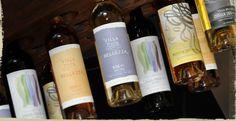 Villa Bellezza - vineyard weddings