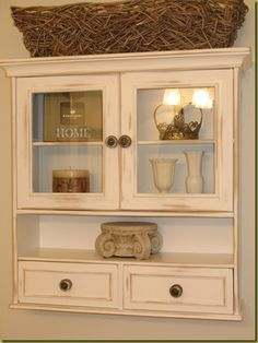 image result for bathroom wall cabinet