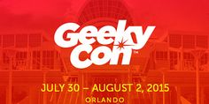 Pink Chanel Suit: 6 Summer Conventions For Those Who Didn't Get SDCC Passes / Comic Con Geekycon