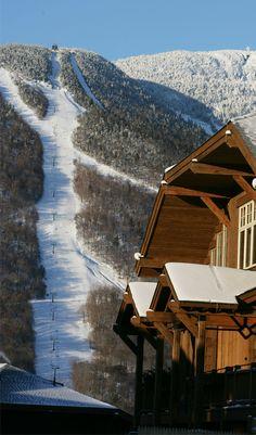Stowe Mountain Lodge | Vermont ski destination
