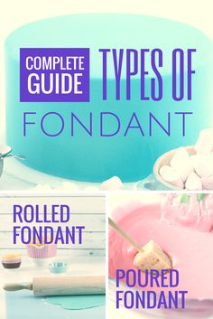 Bend it, shape it, pour it or dip it — fondant comes in many forms. Learn the different types of fondant and their pros and cons on Craftsy.