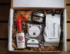 New Food Subscription Box: A Local Taste