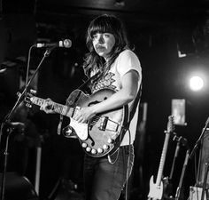 We introduce the women in music rocking our world. Courtney Barnett