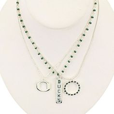 Oregon Ducks Trio Necklace Set J and D Jewelry and More http://www.amazon.com/dp/B00TJHLT8W/ref=cm_sw_r_pi_dp_z2H3vb1706WDS
