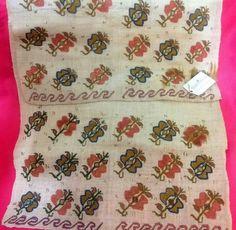 Palestinian Embroidery, Elsa, Cross Stitch, Traditional, Quilts, Blanket, Antiques, Antiquities, Punto De Cruz