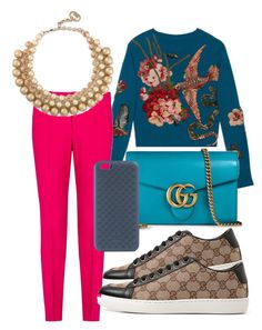 """""""Rich kids Gucci #169"""" by skittles-twerk2 on Polyvore featuring Gucci"""