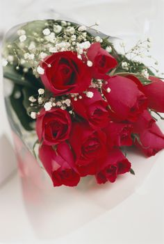15TH ANNIVERSARY FLOWER - ROSE  ~ Signifies the beauty and simplicity of love between two individuals.  AnniGifts.com