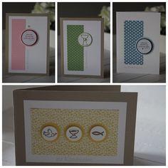 Kreativ mit Stempel und Papier: Hallihallo!