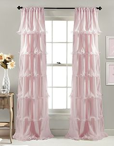 Lush Decor Nerina Window Curtain, 84 by 54-Inch, Pink Lush Decor http://www.amazon.com/dp/B00NMS0BPQ/ref=cm_sw_r_pi_dp_urycvb0WAPX5Q