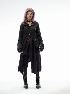 breakdown of Tonks' outfit