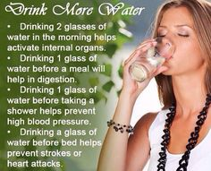 Drink Water - Stay Hydrated