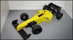 Custom Lego Formula 1 Race Car