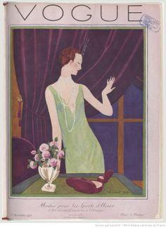 Vogue (Paris), décembre 1925