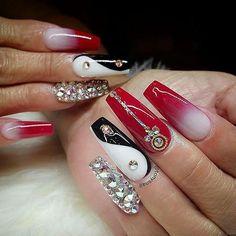 21 Ballerina Nails You'll Want to Copy > CherryCherryBeauty.com