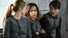 Tris and her friends!