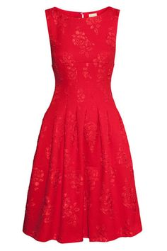 H&M Brocade Dress, $69.95; hm.com