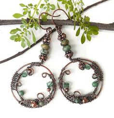 Hey, I found this really awesome Etsy listing at https://www.etsy.com/listing/207391726/boho-statement-earrings-boho-jewelry