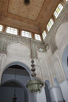 Mauzoleum sułtana Mulaj Ismaila - Meknes, Maroko