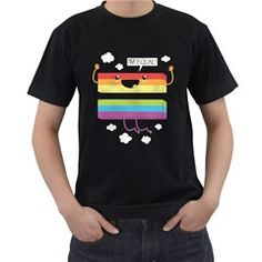Equality Men s T-shirt (Black) by Contest1861806