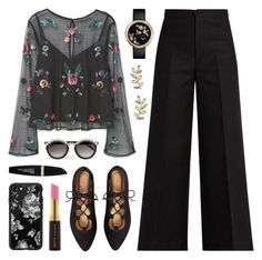 """Spring Florals"" by lgb321 ❤ liked on Polyvore featuring MANGO, Isabel Marant, TravelSmith, Giani Bernini, Chanel, Frēda Banana, Casetify, Kevyn Aucoin, Max Factor and Spring"