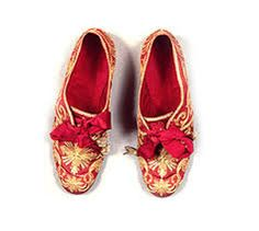 The Pope's liturgical shoes