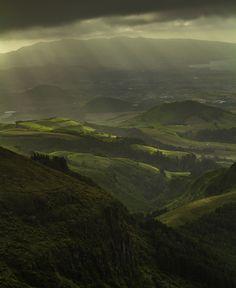 Ilha de São Miguel, Açores, Portugal