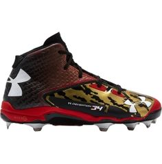 Under Armour Men's Deception Mid DT Baseball Cleats - Dick's Sporting Goods