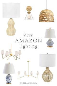 The Best Amazon Home - Decor, Lighting, Organization, Cleaning & More! Do It Yourself Inspiration, Home Decor Inspiration, Beautiful Home Designs, Beautiful Homes, Best Interior, Interior And Exterior, Home Design Decor, House Design, Amazon Home Decor