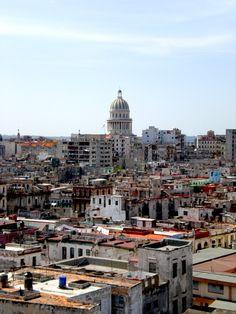 Welcome to Habana ...