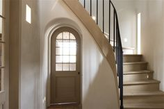 Belgian | Style | Interiors | Stairs | Uplighter am lighting collection.