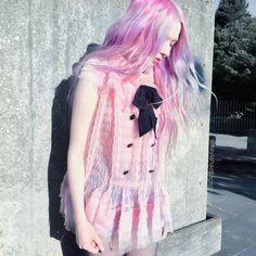 Pastel Goth Queen