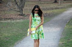 LovePlayingDressup, eshakti, spring dress, floral dress
