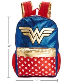 Marvel's Wonder Woman Backpack, Little & Big Girls - Blue Wonder Woman Quotes, Wonder Woman Birthday, Mermaid Wallpapers, Best Superhero, Back Bag, Barbie Stuff, Wonder Women, Girl Online, Alter Ego