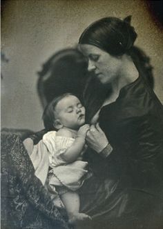 History of breastfeeding with some interesting ideas about the current state.