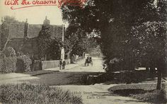 Old Photos of Earls Colne in the County of Essex in England, United Kingdom of Great Britain Kingdom Of Great Britain, Old Postcards, Old Photos, United Kingdom, England, Street, Painting, Outdoor, Old Pictures