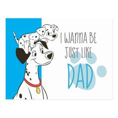 Freckles On Pongo's Head #101dalmatians #dogs #puppy #fathersday #dad #cute #kids #pongo #freckles #disney Create Your Own, Create Yourself, 101 Dalmatians, Postcard Size, Artwork Design, Freckles, Paper Texture, Smudging, Gifts For Dad
